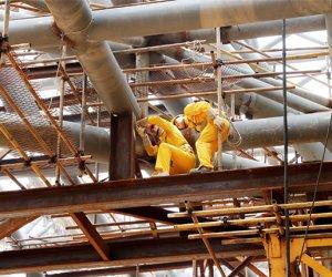 赴新西兰-钢结构铆焊工