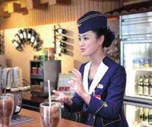 日本人文工签-京都旅馆工作人员