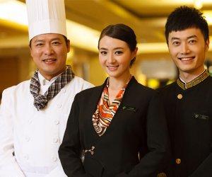 赴日本-酒店、餐馆等工作人员