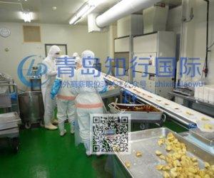 赴日本和歌山县技能实习生-食品工