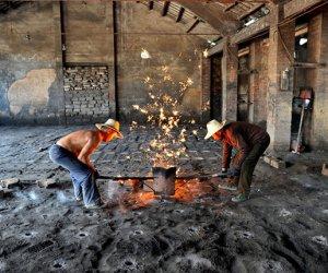赴日本广岛县技能实习生-铸造工