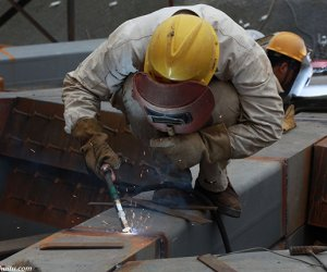 赴日本横滨市技能实习生-电焊