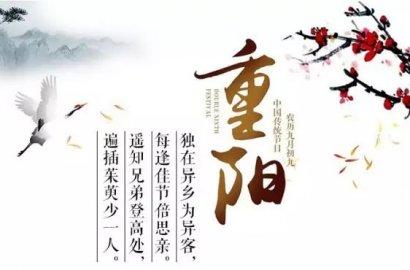【知行国际】重阳节|正值夕阳美,最是尽孝时!