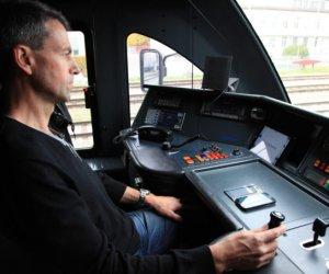 赴德国工签免学费定向培训--铁路司机应用