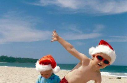"""澳洲新年—2018""""夏天圣诞季""""抢先看!今年,你会来澳洲过节吗?"""