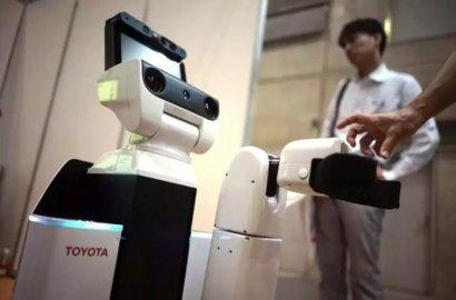日本最新研发的家务机器人 未来可能每家都得配一个