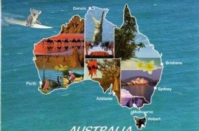「知行国际」澳洲五大州留学费用对比!