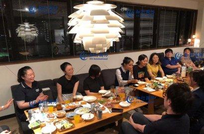【知行国际】爱知县通讯会社学员聚餐、生日party照片大放送!