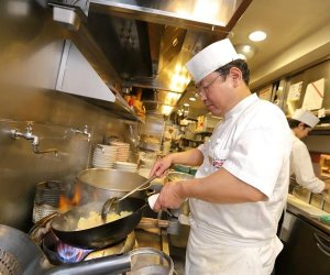 赴日本大型餐饮集团—中餐厨师