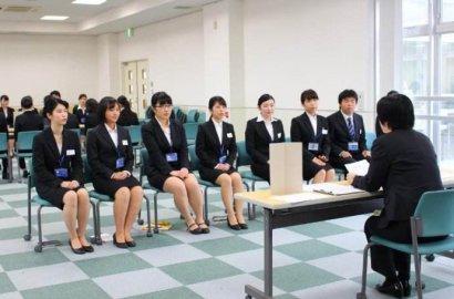 日本就职 转职 之 正社员篇