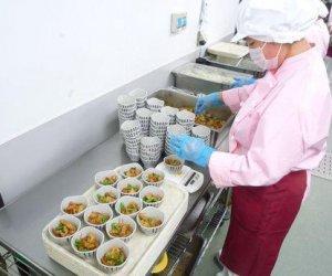 日本茨城/栃木县外食服务人员