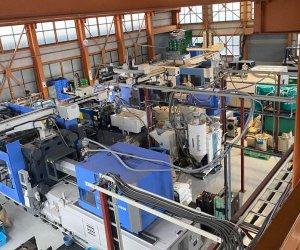 日本塑料工厂质量检测员