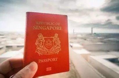 新加坡去年签发护照,比往年锐减50%!!