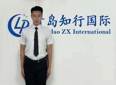 山航 | 韩同学 16级青岛职业技术学院 空中乘务专业