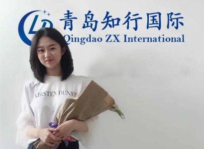 国航 | 秦同学 青岛理工大学 14级产品设计专业