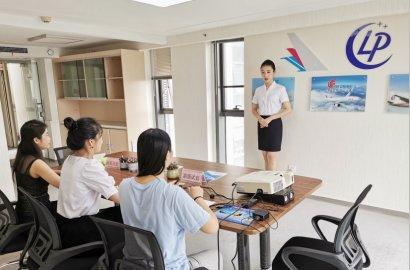 航空招聘   空少·空姐·空保 报名面试及岗前培训流程展览