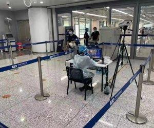 青岛胶东机场 - 防爆安检员职