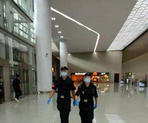 青岛胶东机场 - 辅警巡逻职