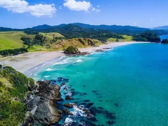 新西兰一个优质的福利国家,一个让你一去不复返的完美国度!