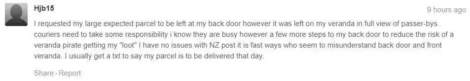 @所有人:新西兰居民区最新治安状况,防不胜防