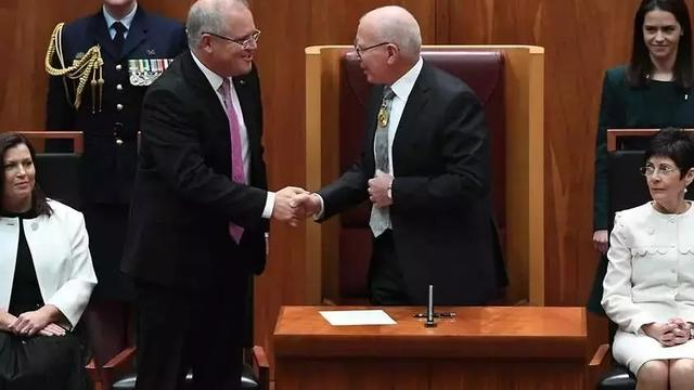 澳洲新总督宣誓就职 优先关注五大事宜